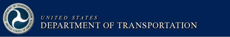 US Dept of Transportation - Intelligence Portals